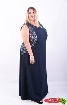 Vestido mujer tallas grandes 23836