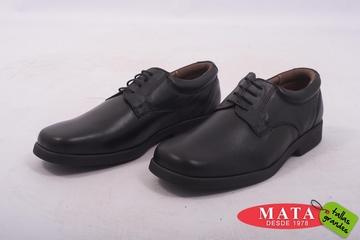 Zapato hombre piel tallas grandes 23393