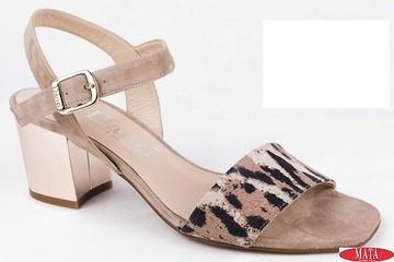 Zapato mujer piel 20372