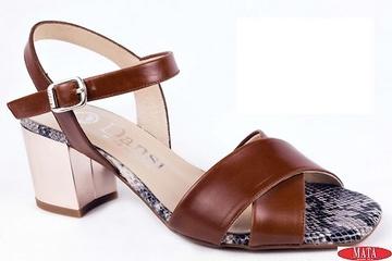 Zapato mujer piel tallas grandes 20369