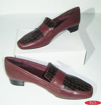 Zapato mujer tallas grandes 18100
