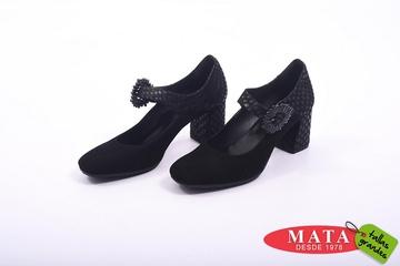 Zapato piel mujer 23196